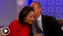 Ann Curry -- Hard Feelings Toward Matt Lauer On 'Today'