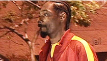"Snoop Dog Arrested Outside ""The Tonight Show"""