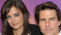 Tom Cruise & Katie Holmes Divorce -- The Great Divide
