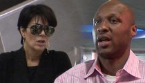 Kris Jenner Did NOT Negotiate Lamar Odom's Clippers Deal