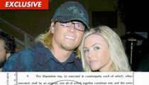 Puddle of Mudd Singer Wes Scantlin -- Seals Divorce with a Smiley Face