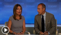 'Today' Show -- Savannah Guthrie in Ann Curry's Chair, But No Official Announcement