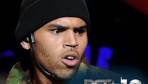 Chris Brown -- Guess Who's Coming to the BET Awards After Party?