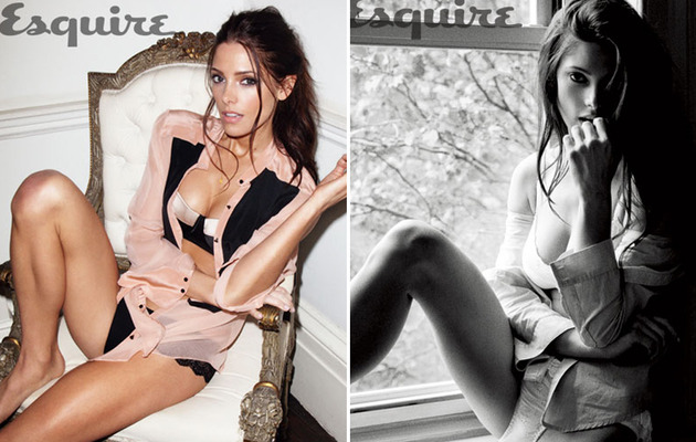 Ashley Greene Stuns in Esquire Spread!