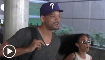 Will Smith and Jada -- Mum's the Word on TomKat Divorce