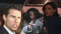 Tom Cruise -- Thinks Katie Holmes is Using Suri as a Weapon