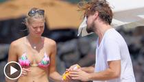 Leonardo DiCaprio -- New Summer, New Supermodel