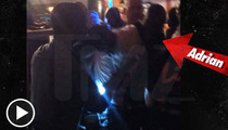 Adrian Peterson Arrest Video -- Last Call for Handcuffs!