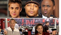 TMZ Live: Justin Bieber -- Too Fast, Too Young ... Too Dangerous?