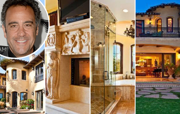Brad Garrett Lists His Malibu Mansion!