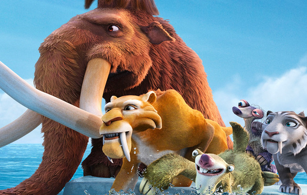 """Ice Age: Continental Drift"" -- Get Your EXCLUSIVE Facebook Cover Photo!"