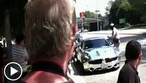Justin Bieber 911 -- You've Never Heard of a Fisker?!