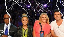 'X Factor' -- God Has Enough ... Shuts Down Auditions