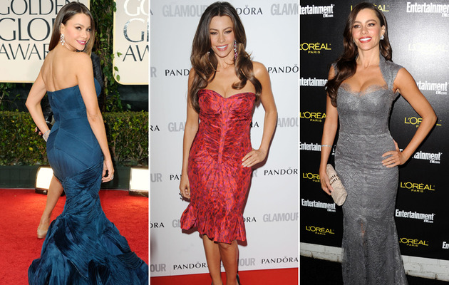 Sofia Vergara Turns 40 -- See Her Sexy Age-Defying Looks