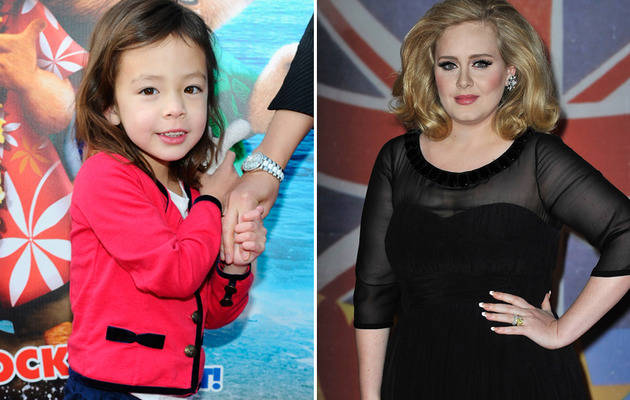"Viral Video: ""Modern Family's"" Lily sings Adele!"