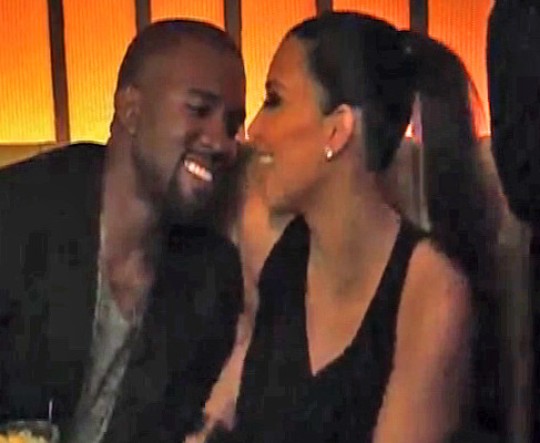 "Kanye West Makes His Debut on ""Keeping Up with the Kardashians"""