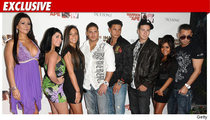 'Jersey Shore' Cast Goes on Strike