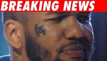 The Game Charged with Pulling Gun During Game