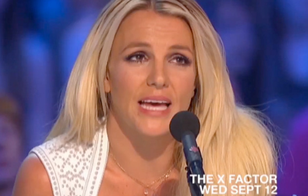 "Britney Spears: Brutally Honest in New ""X Factor"" Promo!"