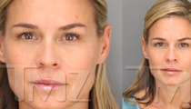 Cat Cora -- The DUI Mug Shot