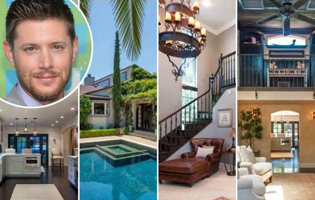 """Supernatural"" Star Jensen Ackles Selling His Home!"