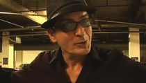 Charlie Sheen -- It's Chuck Lorre's Fault Angus T. Jones Lost His Mind