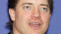 Brendan Fraser -- Sued for Allegedly Battering Movie Producer
