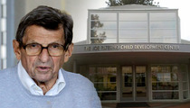 Nike Dropping Joe Paterno's Name from Child Center