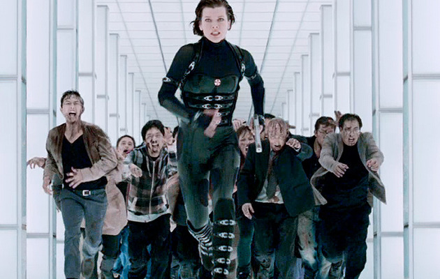"""Resident Evil: Retribution"" -- Watch Two New Clips from the Movie!"