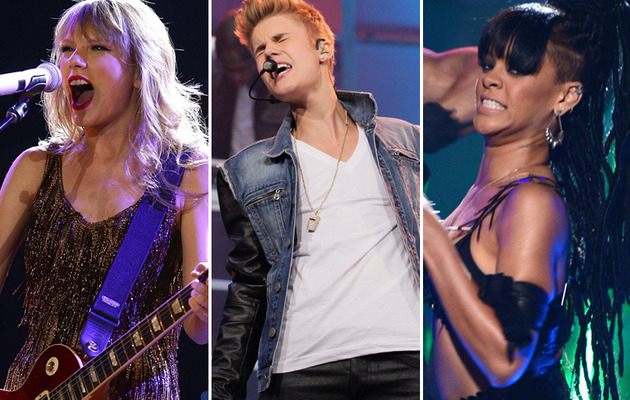 Taylor Swift Tops Forbes' List of the Highest-Paid Stars Under 30!