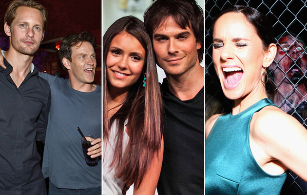 Comic-Con 2012: All the Celebrity Sightings!