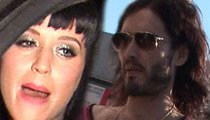 Katy Perry, Russell Brand -- Officially Divorced