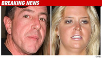 Michael Lohan's Fiancee Claims Domestic Violence