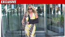 Kate Major -- Nude Pictures Are 'Disgusting'