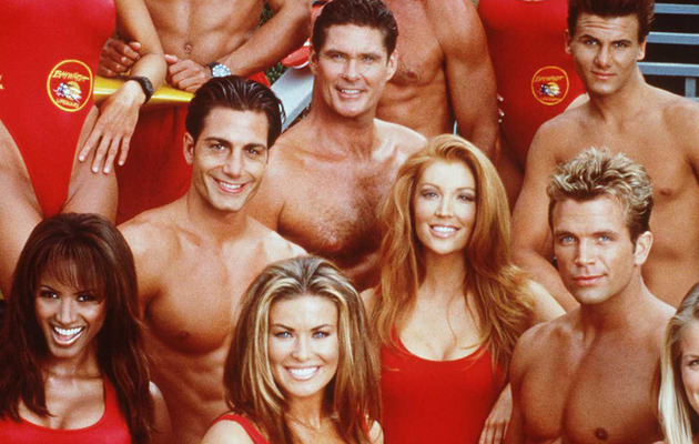 "David Hasselhoff Turns 60 -- See ""Baywatch"" Cast Today!"