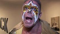 Ultimate Warrior -- Accused of $28k Wrestling Panty Raid [UPDATE]