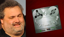 Artie Lange -- 'I Was Arrested in Paris, France'