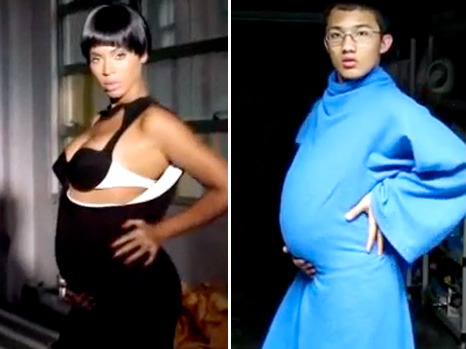 "Viral Video: Kid In Snuggie Recreates Beyonce's ""Countdown"""