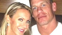 John Cena -- Makes Peace in Divorce War