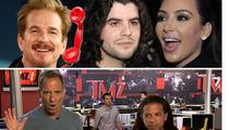 TMZ Live: Matthew Modine -- Calm Down, 'Dark Knight Rises' Fans