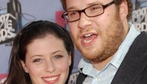 Seth Rogen's Wife -- I Have an Unstable, Delusional Stalker
