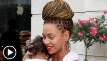 Beyonce's New Hairdo -- Still Out of Style