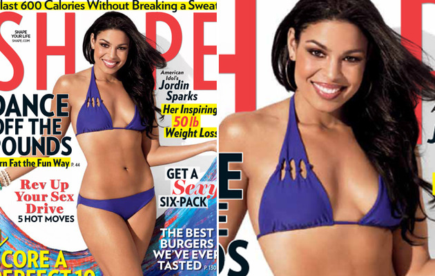How Jordin Sparks Dropped 4 Sizes!