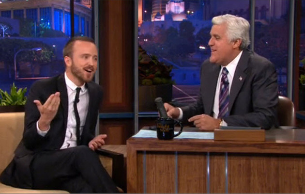 Video: Aaron Paul Recounts His Days on Price is Right!