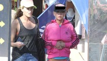 Tara Reid -- HOSPITALIZED in France