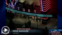 'Dark Knight Rises' Colorado Shooting Spree -- 12 Dead, 59 Injured