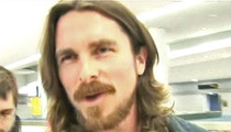 Christian Bale -- 'Words Cannot Express the Horror I Feel'