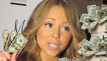 Mariah Carey -- $18 MILLION for One Year on 'American Idol'