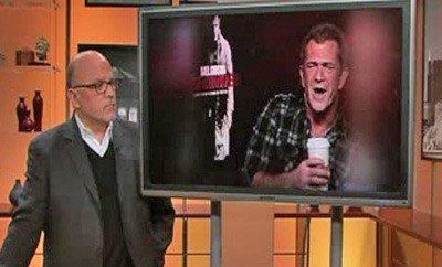 Mel gibson asshole interview
