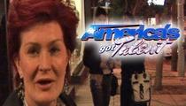 Sharon Osbourne -- I'm Quitting 'America's Got Talent'